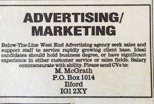 Not employer branding